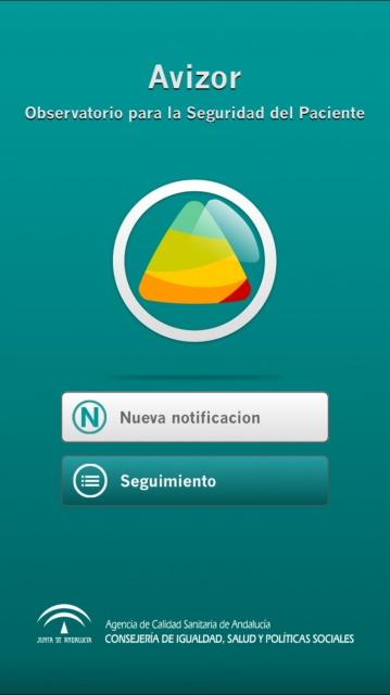 Avizor: App para notificación de incidentes de seguridad