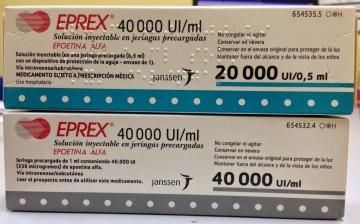EPO: Error Potencial Observado (Eprex®