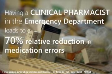 Errores de medicación en #URGENCIAS @red_faster @SegPacSEMES