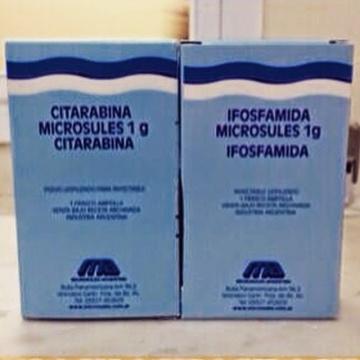 #Isoapariencia de medicamentos usados en #oncologia