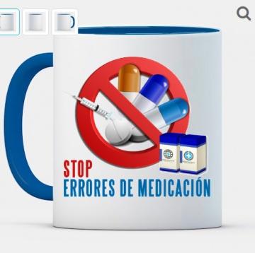 Taza de STOP Errores de Medicación