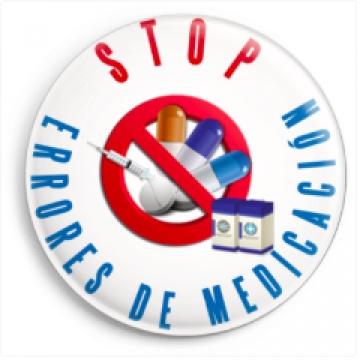 Chapa de STOP Errores de Medicación (próximamente)