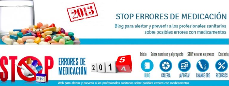 STOP Errores