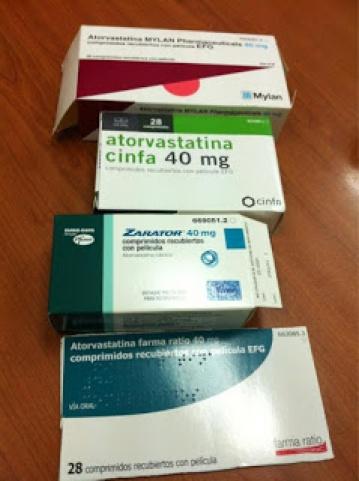 Foto 2: 4 envases del mismo medicamento