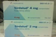 Sirdalud 2-4 mg (Tizanidina) [Lab. Novartis]