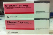 Elecor 25-50 mg (Eplerenona) [Lab. Almirall]
