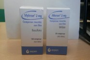 Alkeran 2 mg (Melfalán) & Myleran 2 mg (Busulfán) [Lab Aspen]