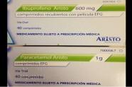 Paracetamol 1 g & Ibuprofeno 600 mg [Lab. Aristo]