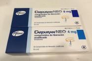 Carduran Neo 8-4 mg (Doxazosina) [Lab. Pfizer]