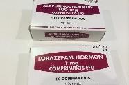 Lorazepam 5 mg & Alopurinol 100 mg [Lab. Normon]