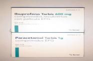 Paracetamol 1 g & Ibuprofeno 600 mg [Lab. Albis]