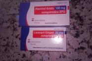 Atenolol Aristo 100 mg & Lisinopril Edigen 20 mg