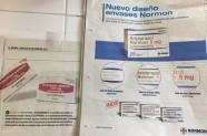 Aripripazol Normon y demás genéricos de Lab. NORMON.