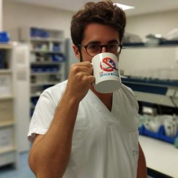 J. Javier Arenas. Especialista en Farmacia Hospitalaria en el Hospital Costa del Sol. Marbella