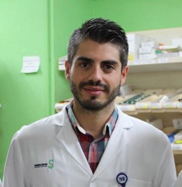 Sergio Plata. Especialista en Farmacia Hospitalaria en el Complejo Hospitalario de Albacete.